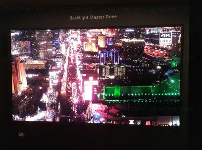 CES 16 > Sony Backlight Master Drive : 1 000 zones, technologie ultime HDR ?