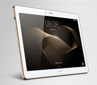 CES 16 > Huawei MediaPad M2 10.0 : tablette au son costaud