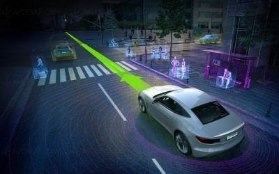 CES 16 > nVidia Drive PX 2 : voitures autonomes plus intelligentes
