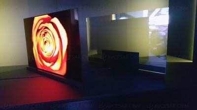 CES 16 > TV Oled LG G6/E6 : Glass Panel Design 2,57 mm