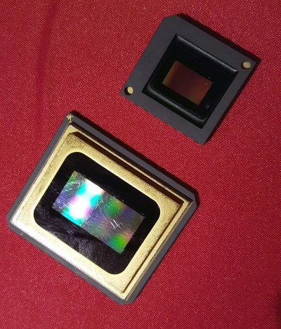 CES 16 > Projecteur DLP Ultra HD : Texas Instrument officialise la puce