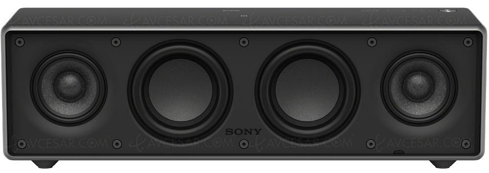 enceinte r seau sony srs zr7 label hi res audio et fonction multiroom. Black Bedroom Furniture Sets. Home Design Ideas