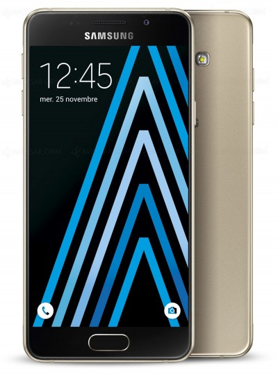 Samsung Galaxy A3 et A5 : deux modèles premium