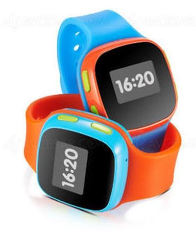 CES 16 > Alcatel Onetouch CareTime : montre connectée pour enfants
