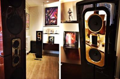 Concept store Art & Sound : art et cinéma à l'honneur