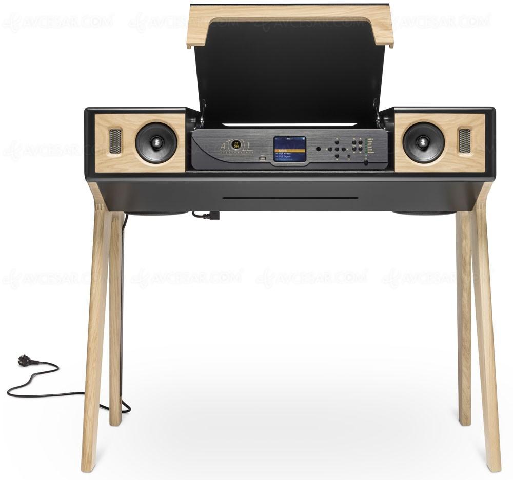 la bo te concept lp160 tout en un st r o. Black Bedroom Furniture Sets. Home Design Ideas