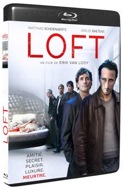 Loft avec Matthias Schoenaerts : garçonnière nouvelle génération