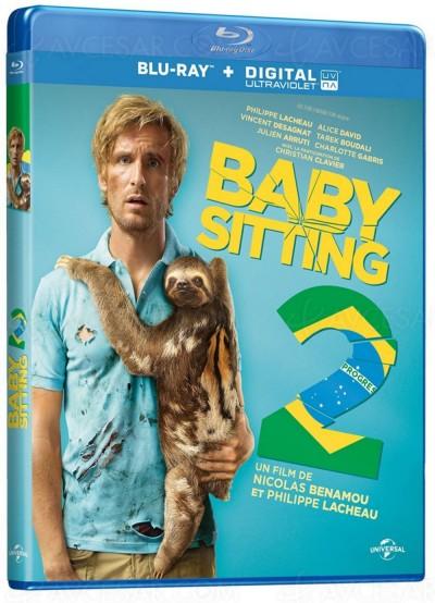 Babysitting 2 en Blu-Ray/DVD : vacances potaches et trash au Brésil