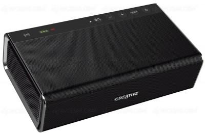 Creative Sound Blaster Roar Pro : fonction amplification micro sans-fil
