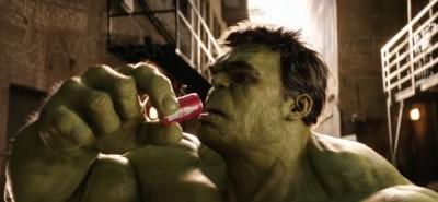 Hulk vs Ant-Man (vidéo) : l'espace d'une pub