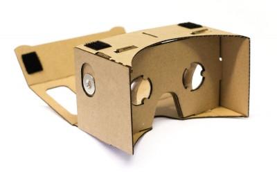 Réalité virtuelle solide pour Google : la fin du carton ?