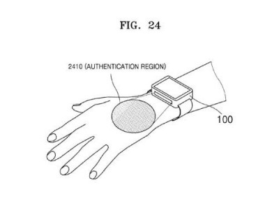 Capteur veineux Samsung : brevet chanceux ?