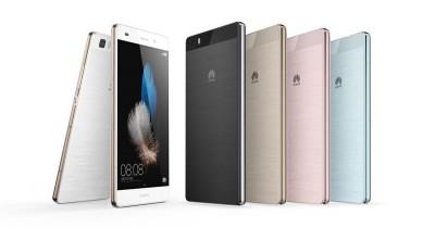 Bonne année 2015 pour Huawei : le P8 Lite au top