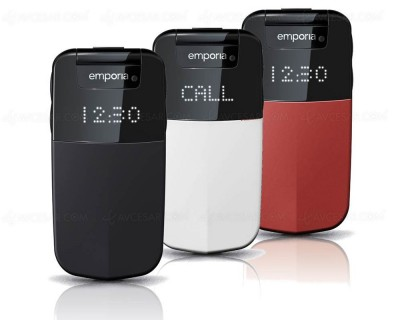 Téléphones Emporia sans notice d'utilisation ? : si Senior !
