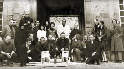 Documentaire Une poule sur un piano : Duke Ellington au château de Goutelas
