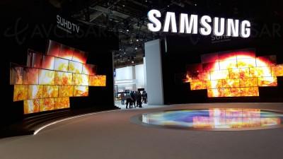 TV LED Samsung 2016 : abandon de la 3D !