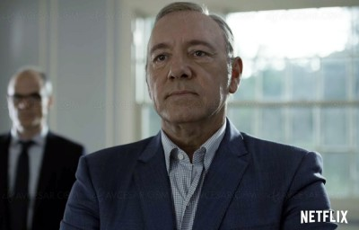 House of Cards saison 4 : bande-annonce hitchcockienne !