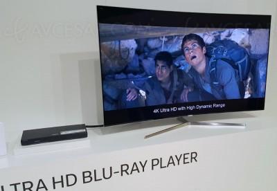 Pack Samsung UBD-K8500/UHD BD Seul sur Mars : mise à jour prix indicatif