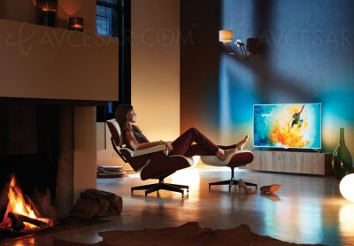 TV LED Ultra HD Philips PUS6551