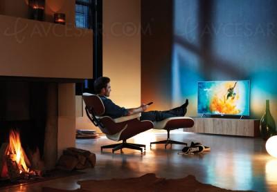 TV LED Ultra HD Philips PUS6401 : 43'', 49'', 55'' HDR Plus