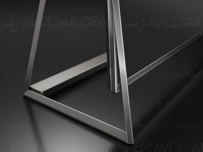 (MAJ) TV LED Ultra HD Panasonic DX800 : téléviseurs Design Chroma Gravity