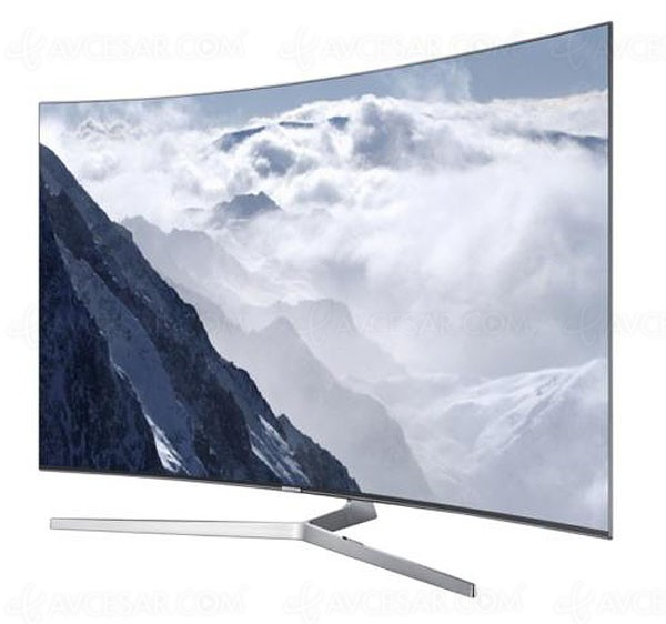 tv led ultra hd samsung ks9000 mise jour prix et disponibilit. Black Bedroom Furniture Sets. Home Design Ideas