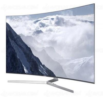 TV LED Ultra HD Samsung KS9000 : mise à jour prix et disponibilité