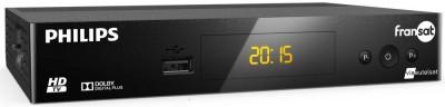 Philips DSR3031F et DSR3331F : décodeurs TNT HD Fransat