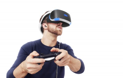 PlayStation VR à 399 € : sortie en octobre