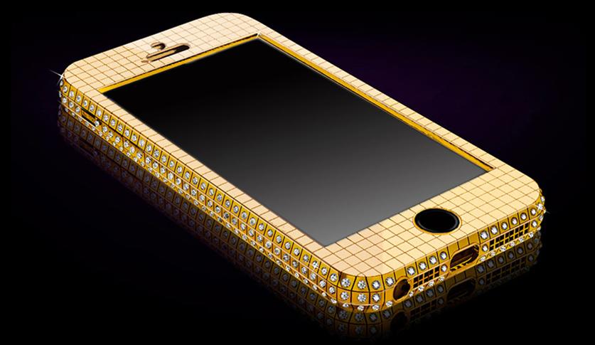 IPhone SE De Luxe : Jusqu'à 69 000 €