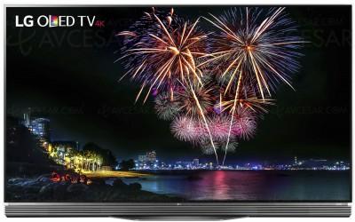 TV Oled LG E6V Ultra HD Premium : 55''/65'' HDR Dolby Vision