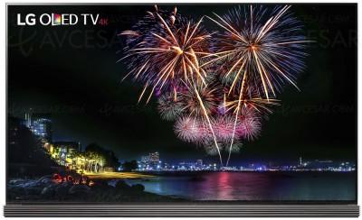 TV Oled LG G6V Ultra HD Premium : 65''/77'' HDR Dolby Vision