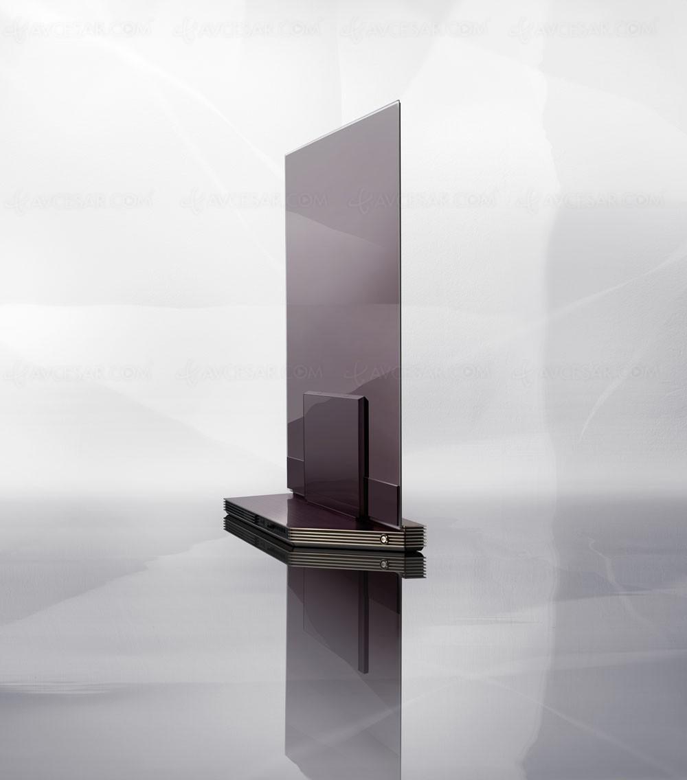 tv ultra hd oled lg mise jour prix indicatifs. Black Bedroom Furniture Sets. Home Design Ideas