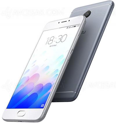 Meizu m3 Note : smartphone tendance et premium