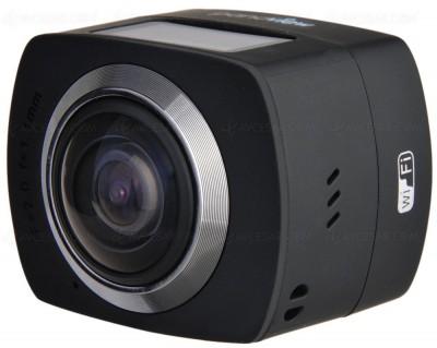 QimmiQ Sy 360 : caméra Full HD à 360°