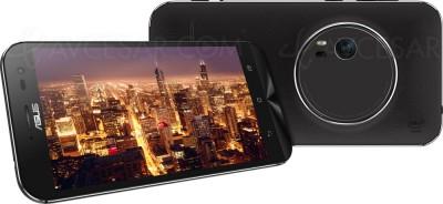 Asus ZenFone Zoom : 5,5'', 4G et zoom optique x3