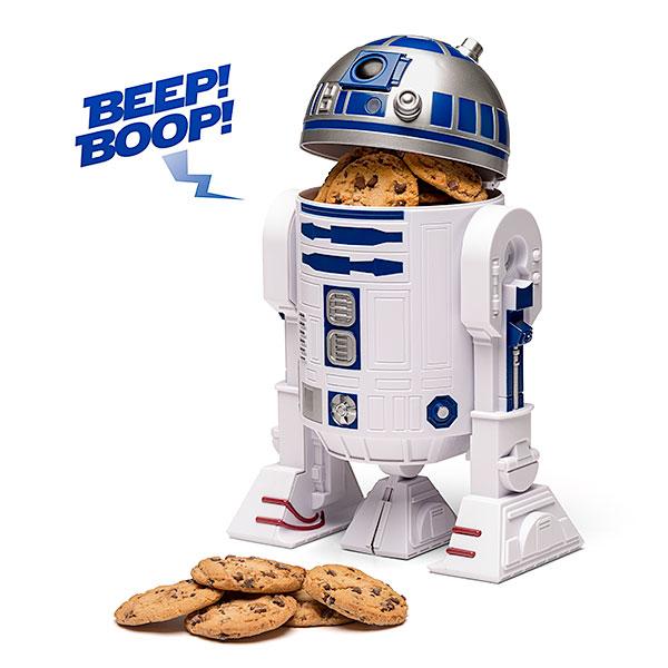 Vos cookies seront bien gardés dans cette boîte à l'effigie du ... Georgelucas