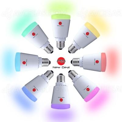 New Deal EzLED K9 : kit d'ampoules connectées