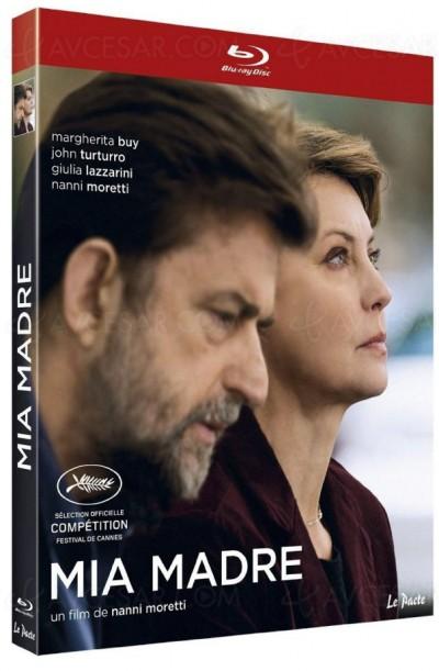 Mia Madre en Blu-Ray/DVD : une histoire presque vraie
