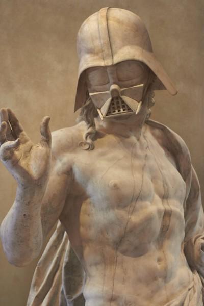Star Wars antique : on se marbre comme on peut
