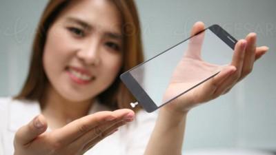 Capteur d'empreintes sous verre : innovation LG Innotek