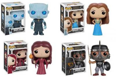 Figurines Game of Thrones Funko Pop! : mignons mais dangereux