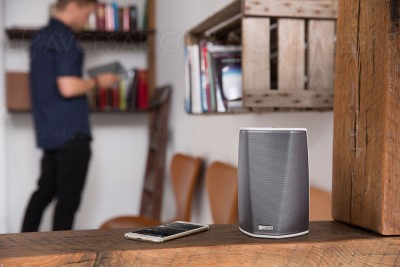 Denon Heos HS2 multiroom : compatibilités Bluetooth et Hi-Res Audio