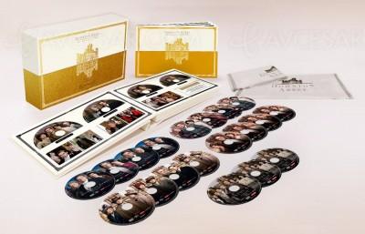 Coffret Collector Downtown Abbey l'intégrale 6 saisons : 48 heures de binge watching