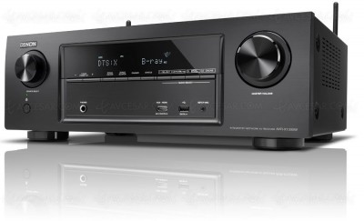 Denon AVR-X1300W : Dolby Atmos 5.1.2 et DTS:X 7.1