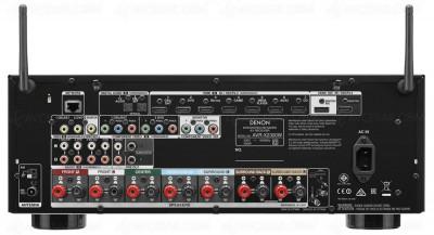 Denon AVR-X2300W : Dolby Atmos 5.1.2 et DTS:X 7.1, bis