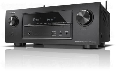 Denon AVR-X3300W : Dolby Atmos 5.1.2 et DTS:X 7.1, ter