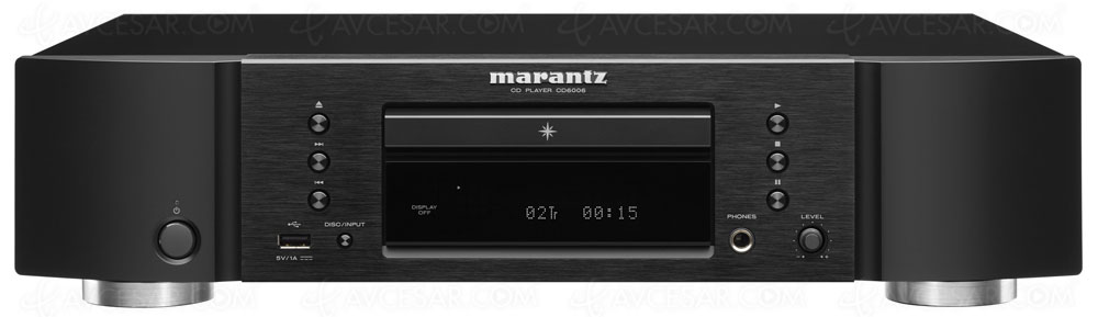 marantz cd6006 how to play mp3