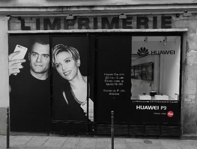 Huawei Gallery à Paris : jusqu'au 5 juin