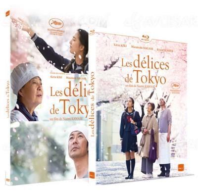 Les délices de Tokyo en Blu-Ray/DVD : pain béni